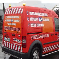 Nasz Pojazd do usług Mobilnych